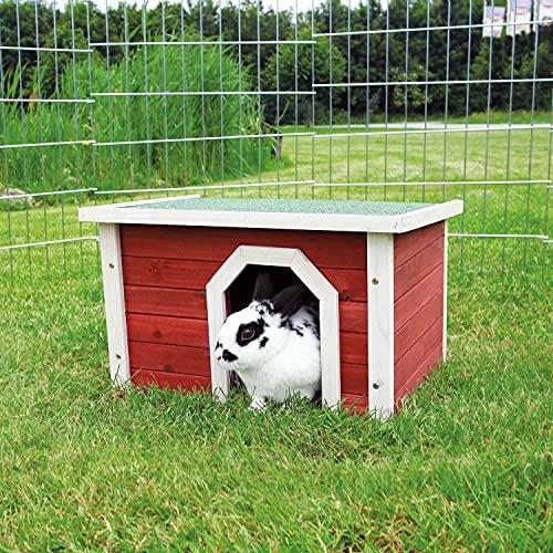 Trixie Trixie 62396 natura Kleintierhaus, Kaninchen Bild