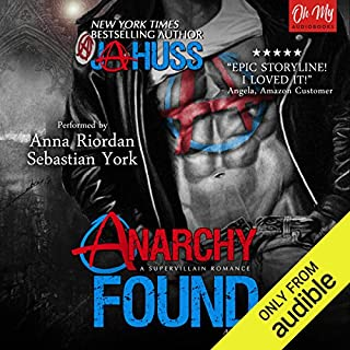 Anarchy Found: Alpha Lincoln Titelbild