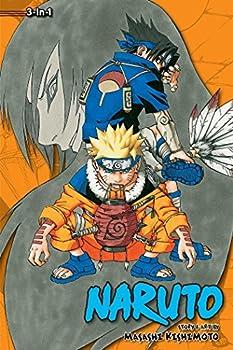Naruto  3-in-1 Edition  Vol 3  Includes vols 7 8 & 9  3