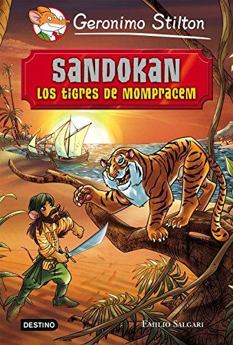Sandokan. Los tigres de Mompracem: Grandes Historias (Grandes historias Stilton)