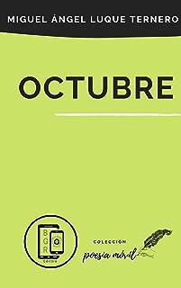 Octubre (Colección Poesía Móvil nº 34) (Spanish Edition)