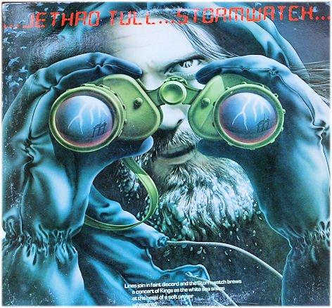 Jethro Tull. Stormwatch. (VINYL / SCHALLPLATTE / LP)