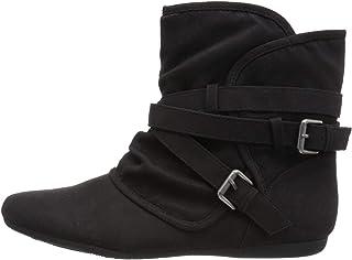 حذاء برقبة للكاحل إدلين للسيدات من ريبورت