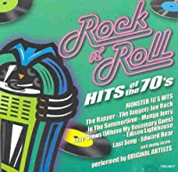 Rock N' Roll Hits of the 70's: Monster 70's Hits