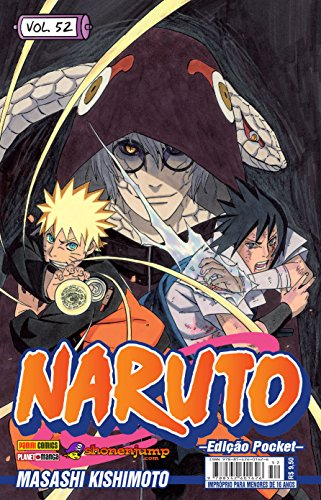 Naruto Pocket - Volume 52