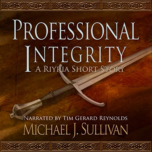 FREE: Professional Integrity (A Riyria Chronicles Tale) cover art