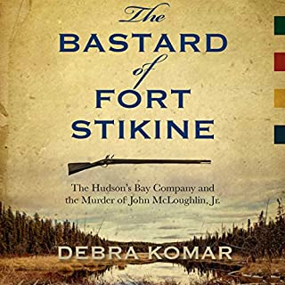 The Bastard of Fort Stikine cover art