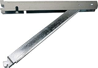 Knape & Vogt John Sterling Fast-Mount 13-inch Supported Double Shelf Bracket, BK-0103-14