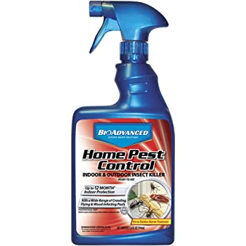 BIO Advanced 502790 Home Pest Control Indoor and Outdoor Insect Killer Ready-To-Use, 24-Ounce