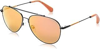 نظارة شمسية افياتور للجنسين من كالفن كلاين