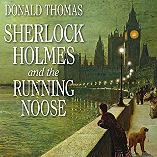 Sherlock Holmes and the Running Noose cover art