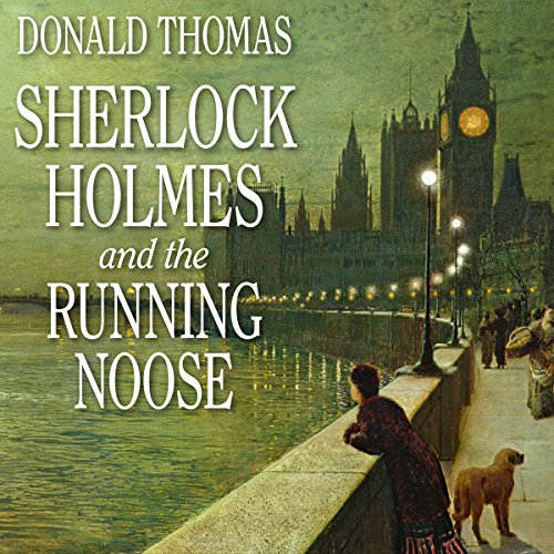Sherlock Holmes and the Running Noose audiobook cover art