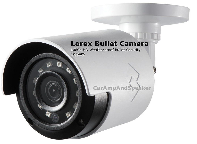Lorex LBV2531 1080p Analog HD MPX Bullet Night Vision Security Camera