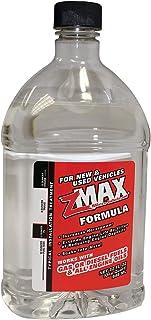 zMAX 55-032 - Multi-Purpose Formula Treatment for Engine, Fuel, Transmission & Power Steering - Reduces Carbon Build-Up - Lubricates Metal - Improves Gas/Diesel Performance - 32 oz. Quart - Single