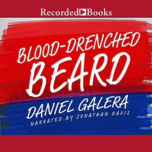 Blood-Drenched Beard audiobook cover art
