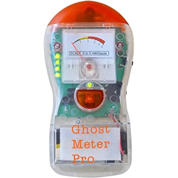 Technology Alternatives Ghost Meter Pro EMF Sensor with 4-Modes