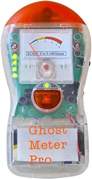 Technology Alternatives Ghost Meter Pro EMF Sensor with 4-Modes