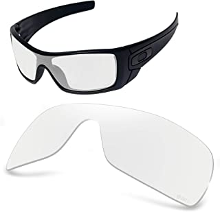 ANSI Z87.1 Replacement Lenses Compatible with Oakley Batwolf OO9101 Sunglasses