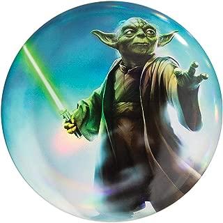 Discraft Star Wars Full Foil Yoda Supercolor ESP Buzzz Midrange Golf Disc