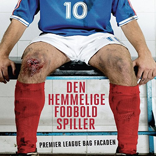 Den hemmelige fodboldspiller (Den hemmelige fodboldspiller 1) audiobook cover art