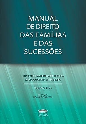 Manual de Direito das Famílias e das Sucessões