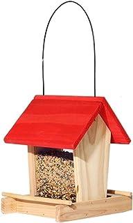 Bird Feeder Outdoor Bird Hanging Rainproof Balcony Villa Bird Food Box Bird Cage Pet Supplies