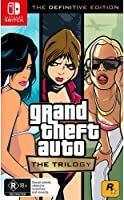 Grand Theft Auto: The Trilogy - The Definitive Edition - Nintendo Switch