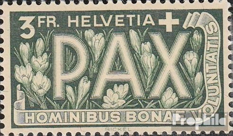 respuestas rápidas Prophila Collection Suiza 457 1945 Cesación del Fuego (Sellos para para para los coleccionistas)  estar en gran demanda