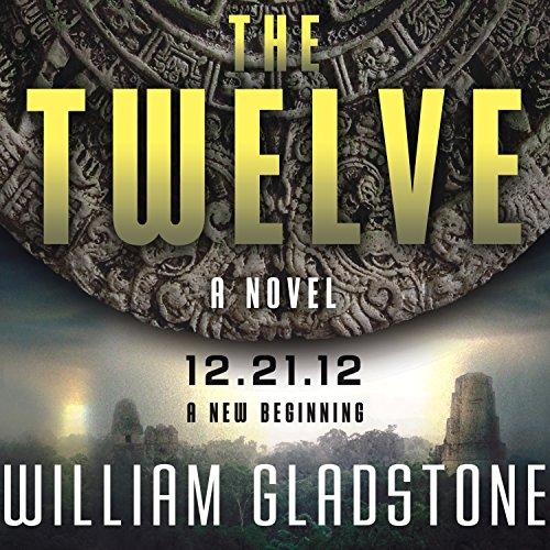 The Twelve audiobook cover art