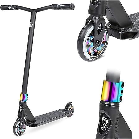 VOKUL BIZT K1 Pro Patinete - Acrobacia Patinete de Trucos y Saltos para Niños/Adolescentes a Partir de 8 Años, Patinetes Freestyle Stunt Scooter con ...