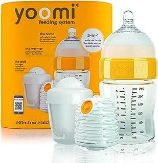 yoomi Feeding System - Clear - 8 oz