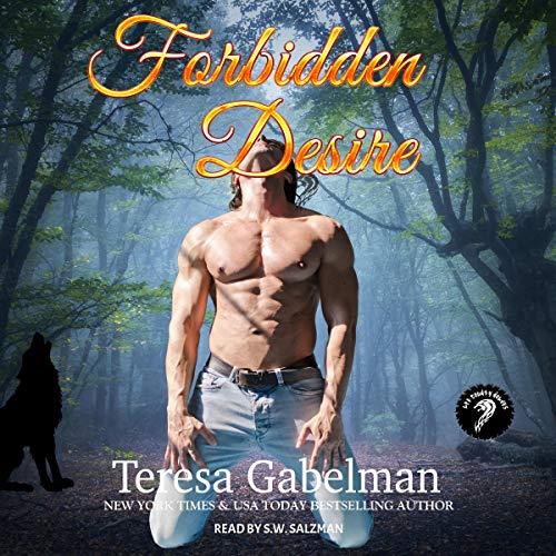 Forbidden Desire audiobook cover art