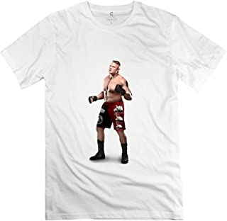 StaBe Adult Wwe Brock Lesnar T-Shirt Cotton Funny