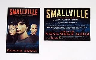 2002 Inkworks Smallville Season 1 Promo Card (SM1-SD) Nm/Mt