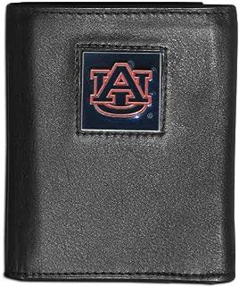 auburn tri fold wallet