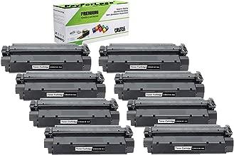 PayForLess Compatible S-35 S35 Toner Cartridge Black 8PK Replacement for Canon imageClass D300 D320 D340 D360 L170 L400 L380 Printers