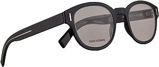 Christian Dior Homme DiorFractionO3 Eyeglasses 47-24-150 Blue w/Demo Clear Lens PJP Fraction O3 FractionO3