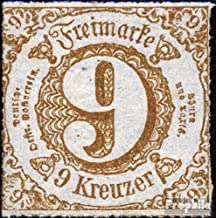 Thurn and Taxis 44I 1865 Paragraph (Stamps for Collectors)