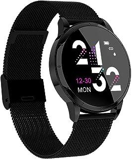 1,2 Pulgadas Fitness Tracker Smart Band Calorie (Color: Negro)