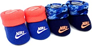 Nike Infant Baby Futura Booties (2 Pair)