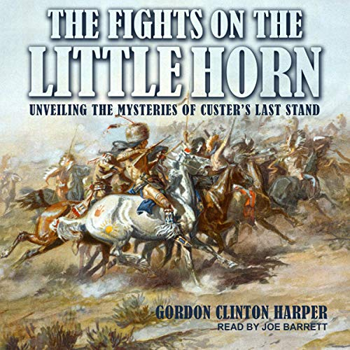 Fights on the Little Horn audiobook cover art