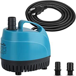 about submersible pump