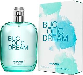 Fun Water, Bucolic Dream Fragrance for Women, profumo da donna, 100 ml