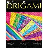 Yasutomo - Papel para Origami (20 Unidades), diseño de Lunares con...