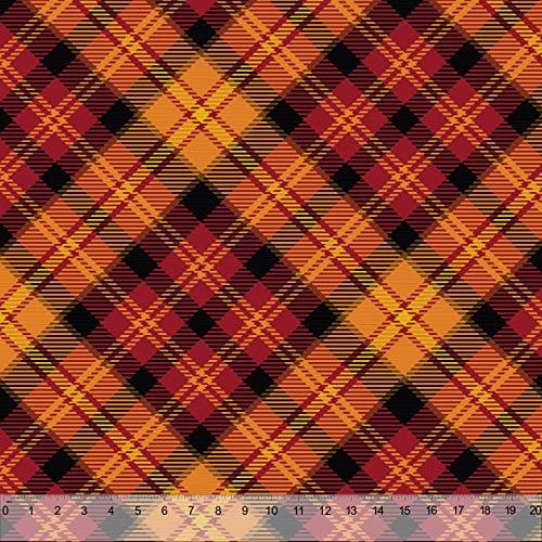 Autumn Designs Milliken Fabric 60