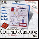 Calendar Creator Plus (Gold Edition)