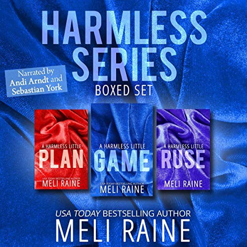 Page de couverture de The Harmless Series Boxed Set
