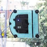 Cecotec Robot limpiacristales Conga WinRobot Excellence navegación Inteligente. Diseño Cuadrado. Potente. 4 Modos de Limpieza. para Todas Las Superficies. 3 Sistemas de Seguridad. Silencioso