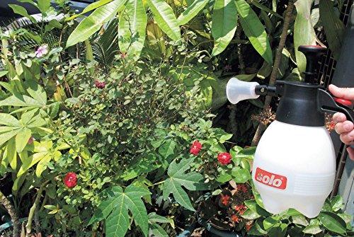 Solo 418-2L 2-Liter One-Hand Pressure Sprayer