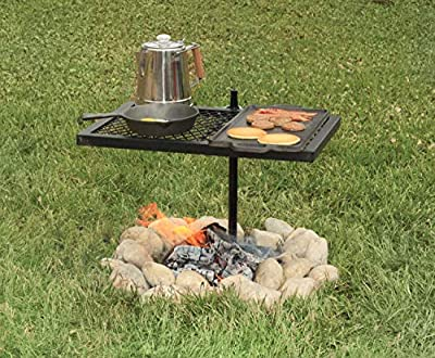 Texsport Heavy-Duty Swivel Grill Home Good
